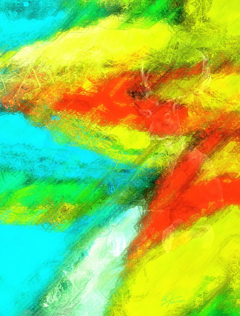 Brushes Pic; Painting; Abstract; Colours; Colourful