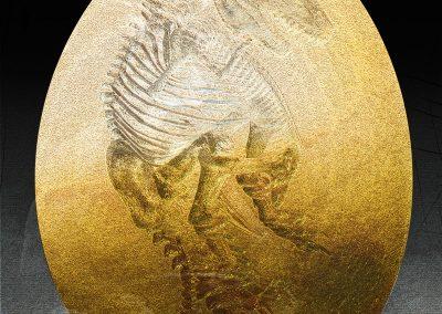 Fantasy; Egg; T - Rex; Fossil