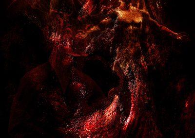 DarkArt; Demon; Evil; Texture