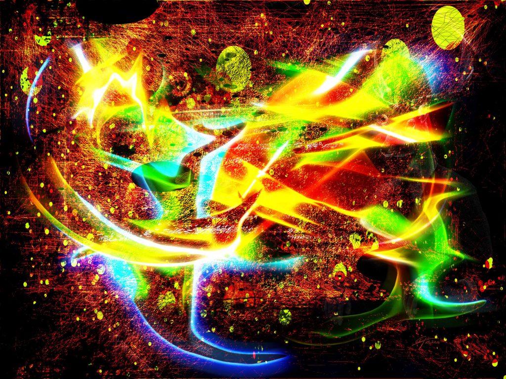 Colour Grunge - 7