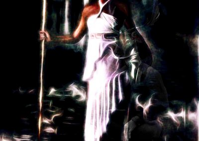Composing; Woman; Character; Ancient Greece