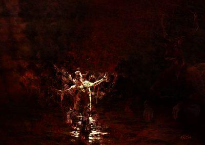 DarkArt; Evil; Acid; Dungeon