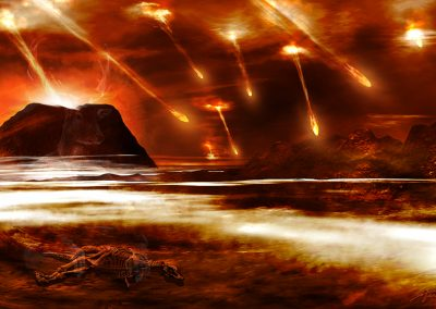 DarkArt; Extinction; Primeval Times; Meteors
