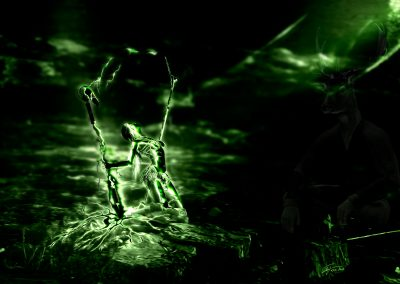DarkArt; Priestress; Incantation