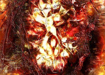 DarkArt; Skull; Grunge; Texture