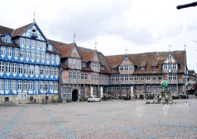 Image Editing; Original; Wolfenbüttel; At Noon