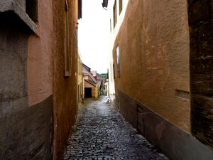 MWD 2; Contest; Alley; Rothenburg o. d. Tauber