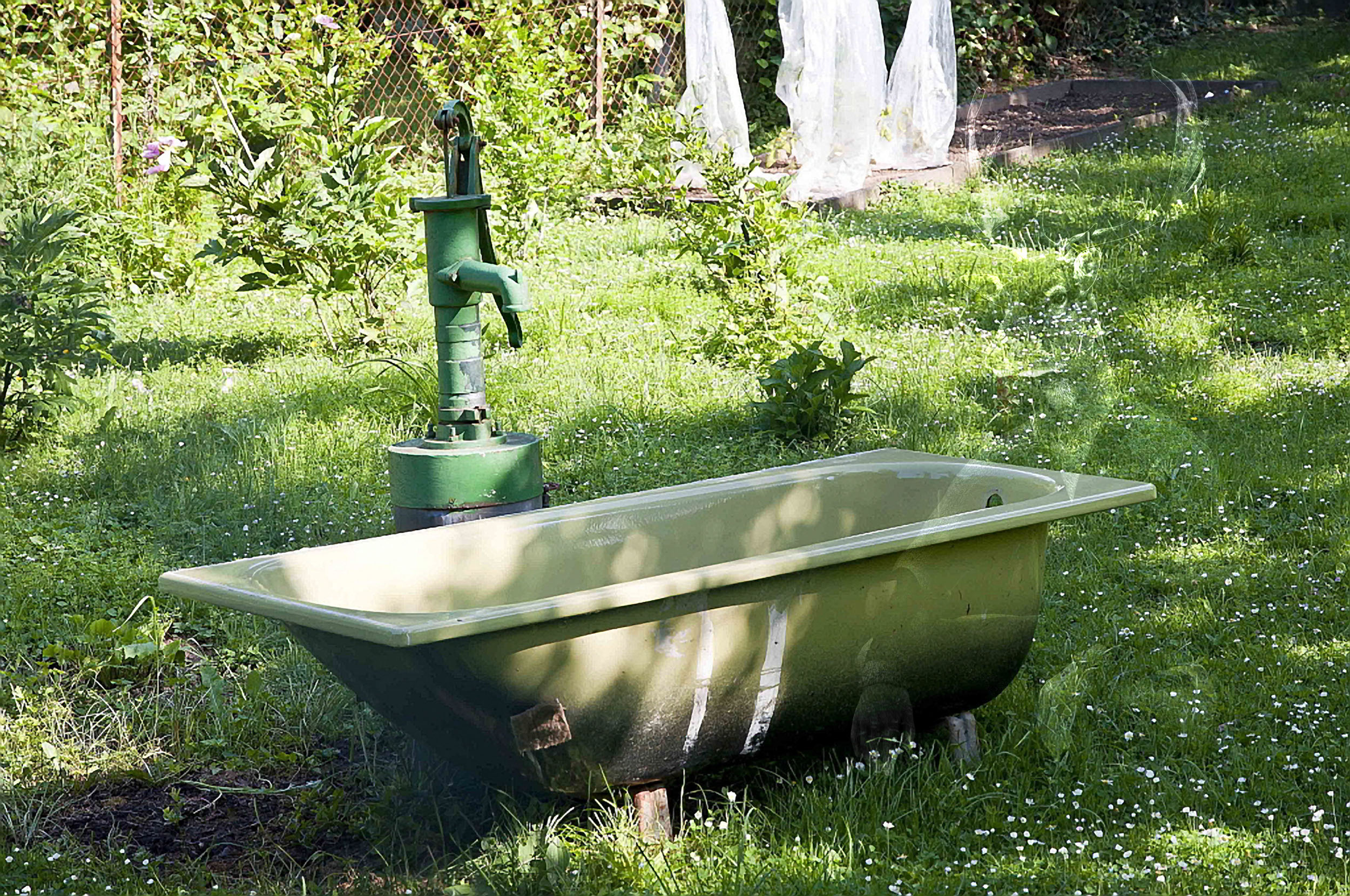 MWD 3; Contest; Garden; Bathlub