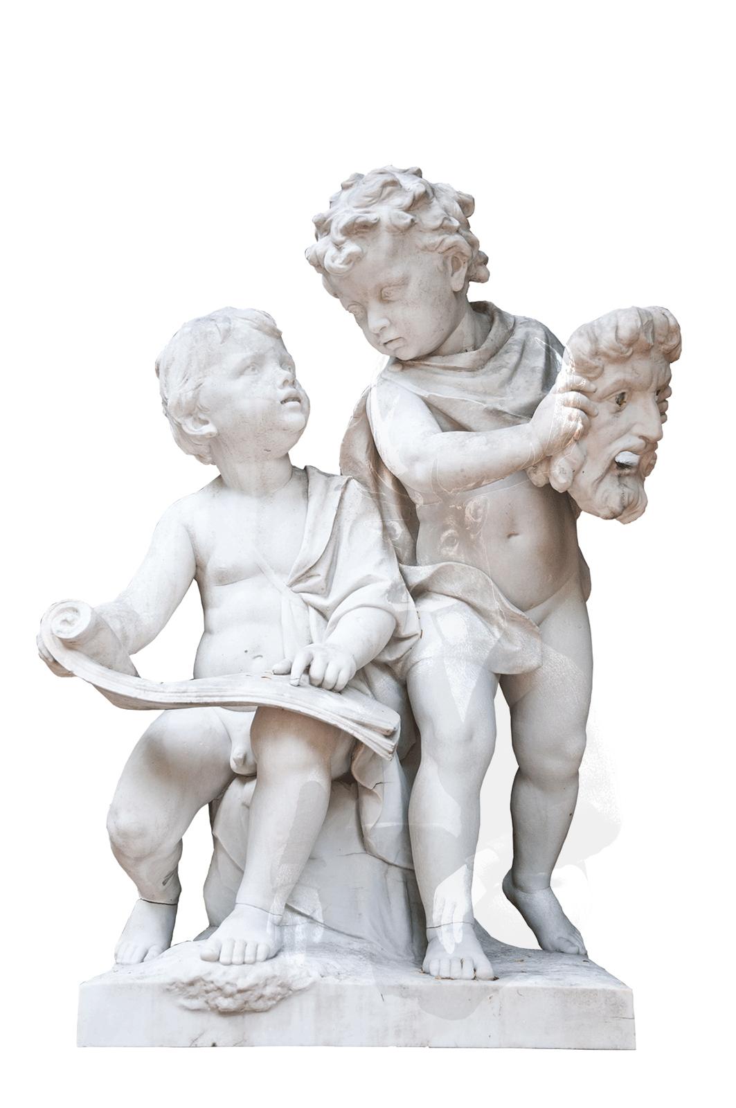 MWD 69; Contest; Statue; Marble