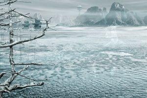 MWD 48; Contest; Sea; Tegernsee; Winter; Ice