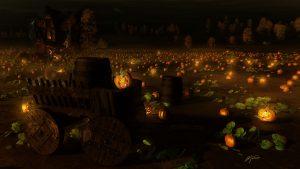 MWD 56; Contest; Pumpkin; Pumpkinfield; Helloween