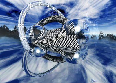 Surreal; Abstarct; Reflections; Chess