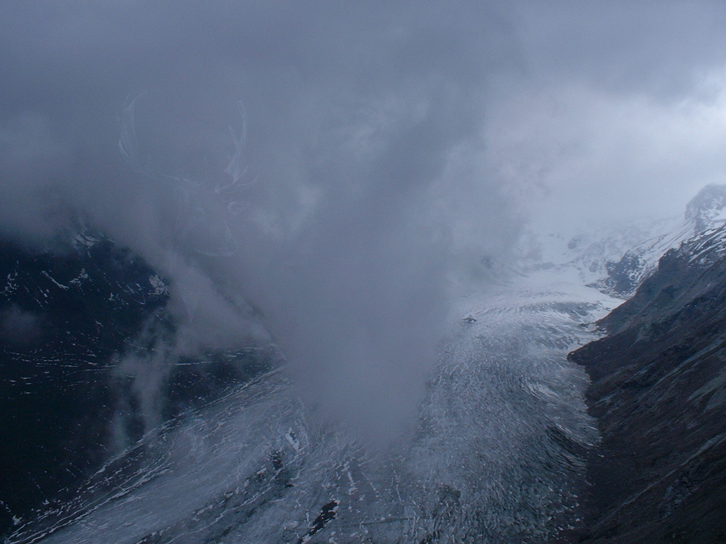 MWD 13; Contest; Großglockner; Glacier; Fog; Mist