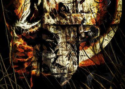 Dark Art; Horror; Grunge; Grizzly